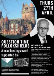 hustings poster april2017